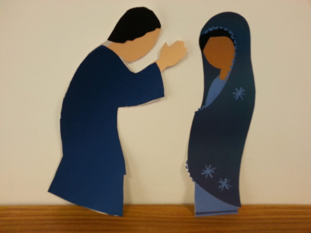 4e Station : Jésus rencontre sa mère